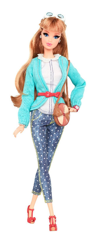 """Лялька Барбі """"Модниця Делюкс"""" Мідж (BARBIE Style Midge Doll)"""