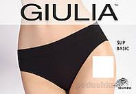Женские белые трусики слип Slip Basic Giulia bianco S/M