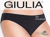 Женские черные трусики слип c низкой талией Slip Vita Bassа Giulia nero L/XL