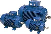 Электро двигатель АМУ132 MB6 5,5 кВт, 1000 об/мин