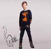 Брюки для мальчика Твистер 4 Овен 16Ш2-096-4 122