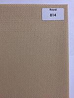 Ролеты тканевые под заказ пастельных оттенков