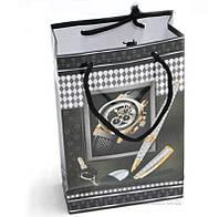 Пакет подарочный Часы