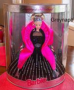 Лялька Барбі колекційна Святкова 1998 ( Barbie Happy Holidays Special Edition Barbie Doll (1998), фото 4