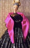 Лялька Барбі колекційна Святкова 1998 ( Barbie Happy Holidays Special Edition Barbie Doll (1998), фото 6