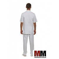 Медицинский костюм Берлин (белый) №127
