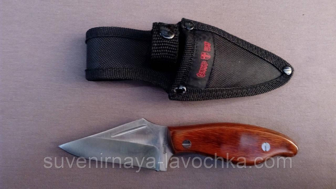 Нож нескладной Разделочный для мяса охотничий
