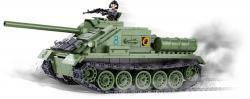 Конструктор COBI World of Tanks СУ-85, 425  деталей COBI-3003
