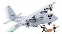 Конструктор COBI Военно-транспортный самолет Hercules, 300  деталей COBI-2606