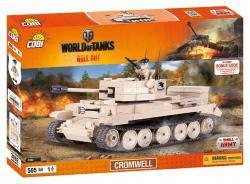 Конструктор Cobi World of Tanks Кромвель 505 деталей Cobi-3002