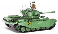 Конструктор COBI World of Tanks Центурион, 610  деталей COBI-3010