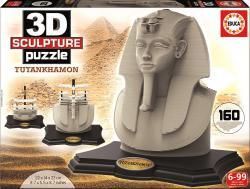 Пазл 3D Скульптура  Тутанхамон  160 элементов Educa  16503