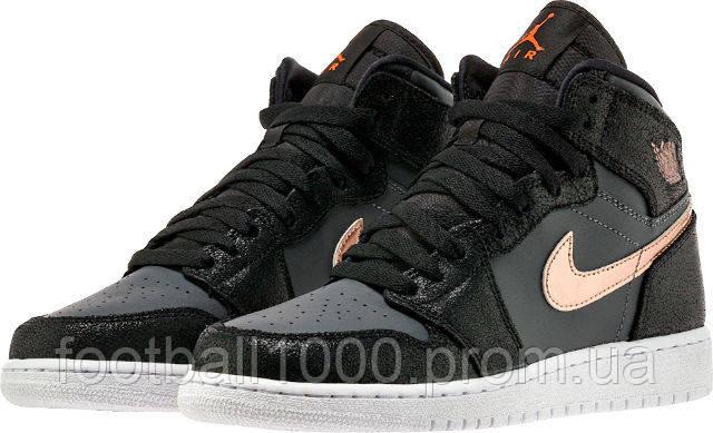 c928f519 Детские кроссовки Nike Air Jordan 1 Retro High BG 705300-006, ...