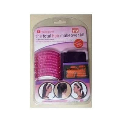 Набор заколок Hairagami Total Hair Makeover Kit