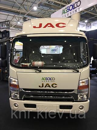 Новый JAC N75.