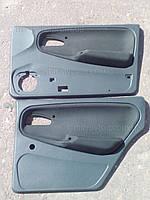 Обивка двери ВАЗ 2114 -15  в сборе с карманами, ручками двери