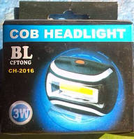 Фонарь налобный BL CH-2016