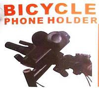 Держатель для мобильного телефона велосипедный
