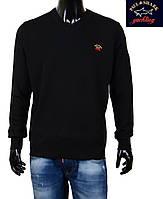 Классический мужской свитер с V-образным вырезом