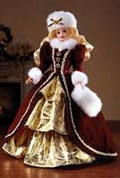 Кукла Барби коллекционная Праздничная 1996 / Mattel Happy Holidays Barbie Christmas 1996