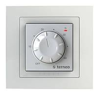 Механический терморегулятор для теплого пола Terneo rtp unic (белый)