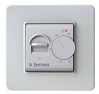 Терморегулятор Terneo mex (белый) механический терморегулятор для теплого пола terneo mex