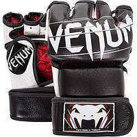 Оригинальные Перчатки Venum Undisputed 2.0 MMA - Black/White