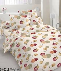 Качественное постельное белье, цветы бязь, полуторное