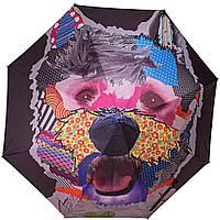 Зонт женский автомат Doppler (Допплер) коллекция Modern Art (Модерн Арт)