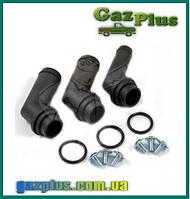 Колена соединительные AC STAG R01 (комплект, пластик)