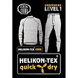 Термобілизна Helikon-Tex® Level 1 Set, олива, фото 3