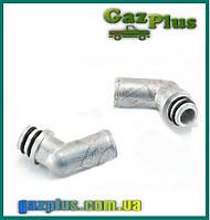 Колено водяное с уплотнителями для редуктора Zavoli, GE и GES