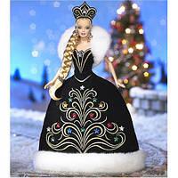 Кукла Барби коллекционная Праздничная 2006 ( 2006 Holiday Barbie Doll by Bob Mackie)