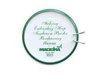 9461 Пяльцы с зажимом  Ф18см Madeira