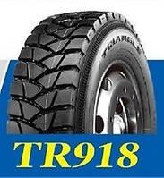 Грузовые шины 315/80R22.5 Triangle TR918, ведущие • карьер/стройка