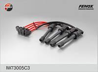 Комплект проводов зажигания (силикон) ВАЗ 2112 IW73005С3 FENOX automotive components