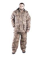 """Зимний Костюм для охоты и рыбалки  """"Нива"""" - водоотталкивающая ткань, хлопковый материал"""