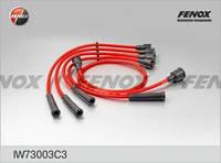 Комплект проводов зажигания (силикон) ВАЗ 2121 IW73003С3 FENOX automotive components