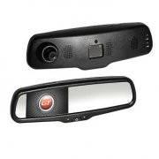 Штатное зеркало-видеорегистратор с дисплеем GT BR35