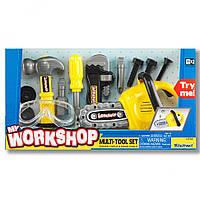 Игрушечный набор инструментов «Моя мастерская» Keenway