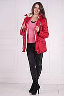 Женская курточка парка (зима)