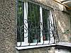 Решітки на вікна ковані арт.кр 47
