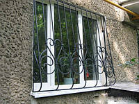 Решетки на окна кованые арт.кр 47, фото 1