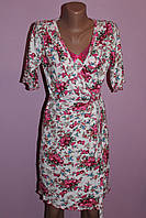 Комплект ночная рубашка +халат Бамбук, фото 1