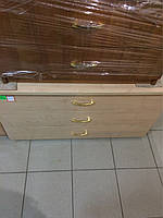 Комод широкий 3 ящика