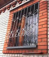 Решетки кованые на окна арт.кр 48, фото 1
