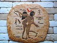 """Форма для декоративного панно """"Египетские танцорки"""", фото 1"""