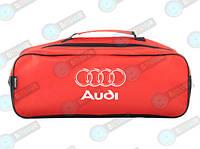 Сумка в багажник Audi Красная