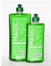 """Средство для мытья посуды MAGIC """"Зеленое яблоко"""", 1000 гр"""