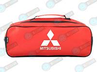 Автомобильная сумка Mitsubishi Красная
